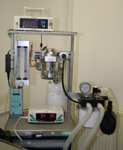 Gasnarcoseapparaat